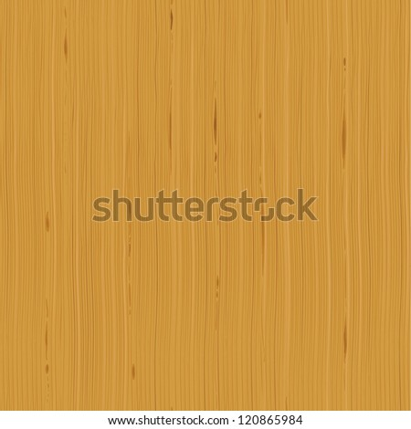 Vector wood texture horizontal seamless pattern ornament background with hand drawn - stock vector