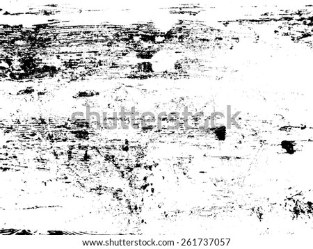 Vector Wooden Planks Texture . Grunge, distress , overlay