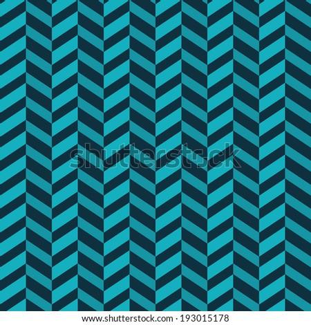 Vector zigzag seamless pattern. Eps10 - stock vector