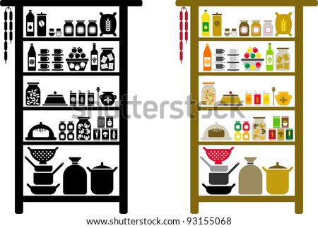 Pantry Stock Images Royalty Free Images Amp Vectors