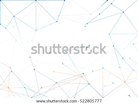 vectors background abstract polygon design stock vector royalty
