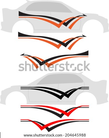 Vehicle Decals Stock Images RoyaltyFree Images Vectors - Truck decal graphicstruck and vehicle decal graphic design stock vector image