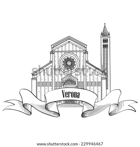 Verona Vector Stock Images Royalty Free Images Amp Vectors