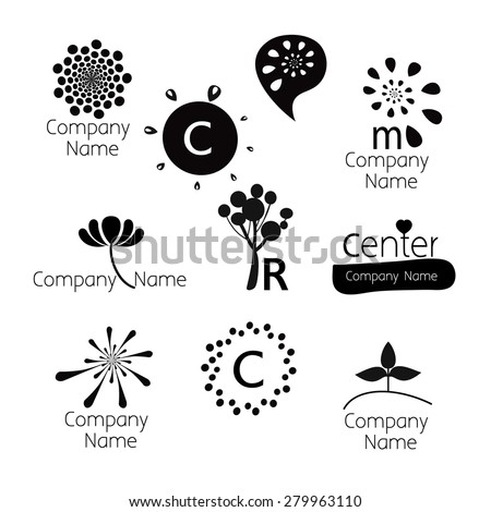 Version of the logo  templates. Can be used for: psychological counseling centers, development, coaching, self-development courses, children's centers, family and child therapy, etc. - stock vector