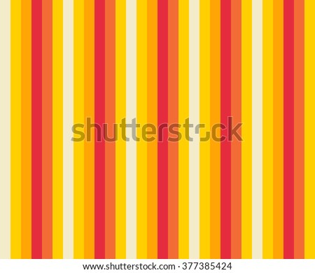 Vertical lines retro color pattern. Repeat straight stripes abstract texture background.  Texture for scrapbooking, wrapping paper, textiles, home decor