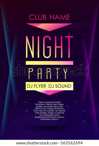 Party Poster Stock Images, Royalty-Free Images & Vectors ...