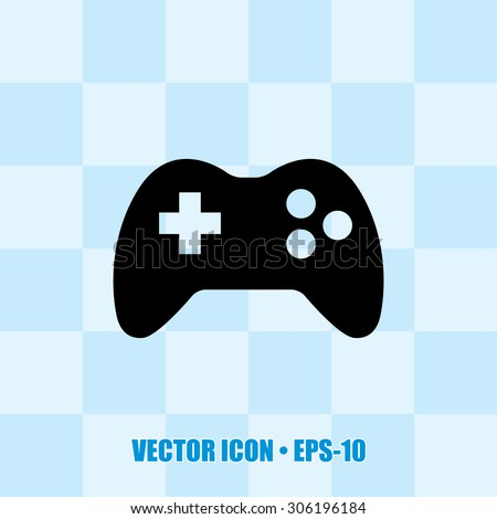 Very Useful Icon Of Game. Eps-10. - stock vector