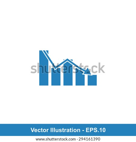 Very Useful Icon Of Graph. Eps-10.