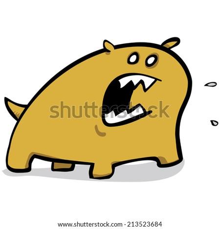 Vicious Dogs Names Vicious Dog Cartoon Character