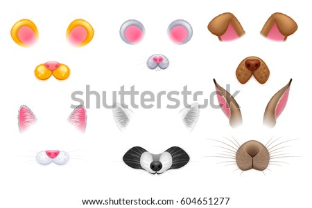 Animal Face Stock Images, Royalty-Free Images & Vectors ... Raccoon Face Clip Art