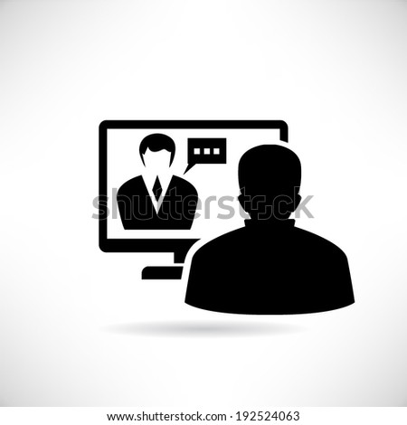 video conference, online meeting