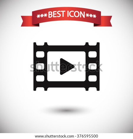 Video icon vector, video icon eps, video icon picture, video icon flat, video icon, video web icon, video icon art, video icon drawing, video icon, video icon jpg, video icon object, video icon design - stock vector