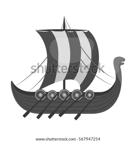 Viking Boat Stock Images, Royalty-Free Images & Vectors ...
