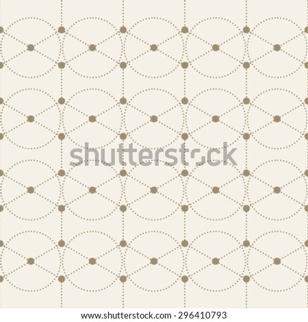 Vintage abstract seamless pattern can be used for wallpaper, pattern fills, web page background,surface textures.