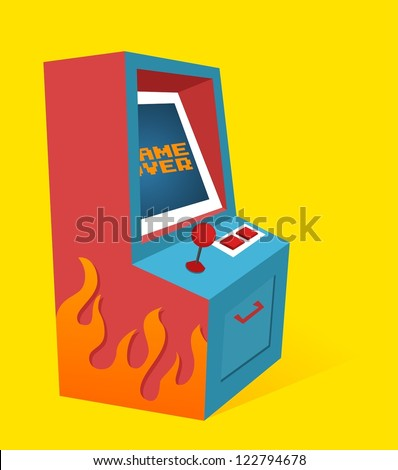 Video Arcade Stock Photos, Images, & Pictures | Shutterstock