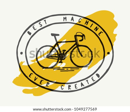 stock-vector-vintage-bicycle-sign-t-shir