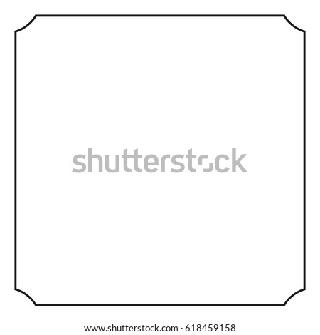 Simple Frame Stock Images, Royalty-Free Images & Vectors ... | 450 x 470 jpeg 10kB
