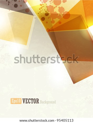 vintage corporate background. eps10 vector design