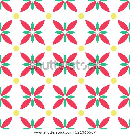 Vintage Decorative Pattern. Vector Background For Web, Print, Wallpaper And Other Design.