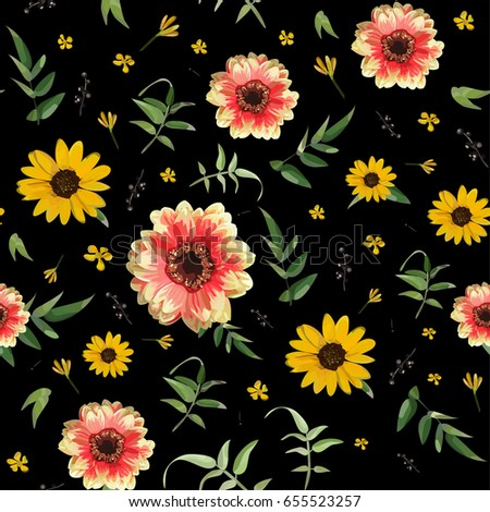 Dahlia stock images royalty free images amp vectors