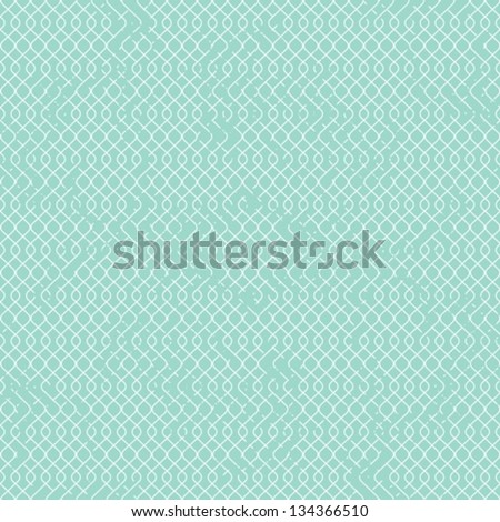 vintage geometric background. seamless pattern - stock vector