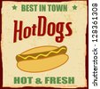 Old Fashioned Hot Dogs
