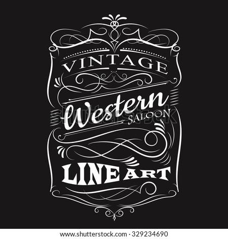 Vintage label typography t-shirt design vectors - stock vector