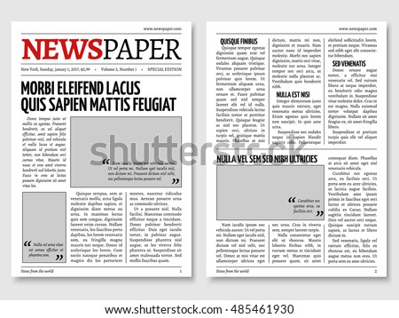 Newspaper Stock Photos Royalty Free Images amp Vectors