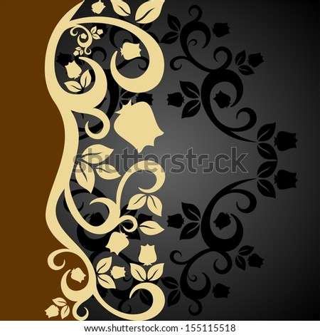 Letter Capital D Stock Vector 77967901