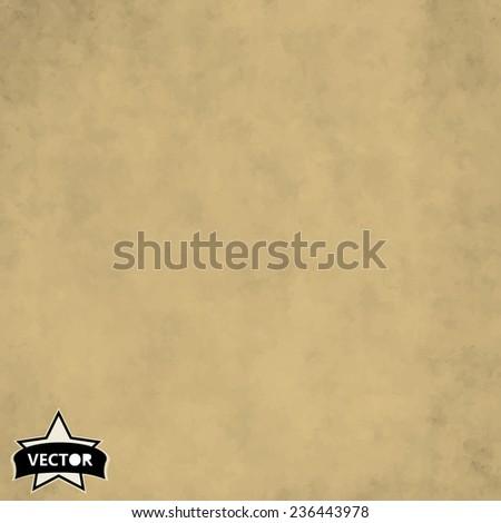 Vintage paper - stock vector