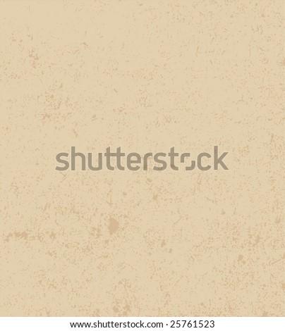 Vintage paper. Vector background. - stock vector