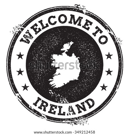 Ireland Stamp Stock Images Royalty Free Images Amp Vectors