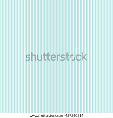 Vintage pastel stripes pattern in blue tones - stock vector