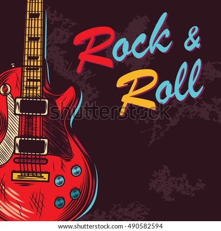 Rock And Roll Stock Images Royalty Free Images Amp Vectors