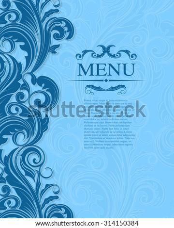 Customize 2221 Menu templates online  Canva