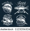 vintage sea trout fishing...