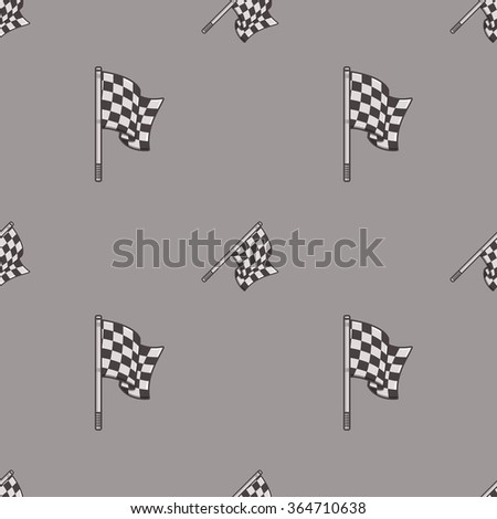 Vintage speed flag pattern. Ideally for background for websites printing and presentation.