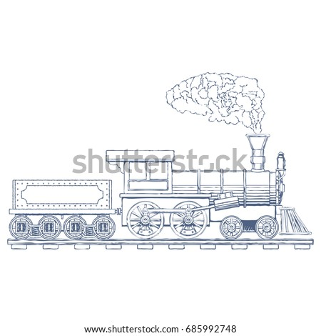 simple train engine template 6 best images of printable train