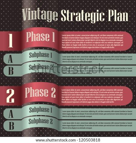 Business Plan Modern Design Template Presentation Stock Vector 120503824 Shutterstock