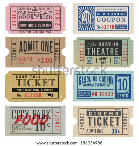 Theatre Ticket Images RoyaltyFree Images Vectors – Theater Ticket Template