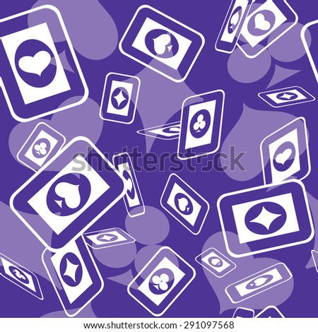 violet cards, texture, pattern - stock vector