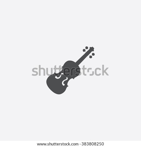 violin Icon. violin Icon Vector. violin Icon Art. violin Icon eps. violin Icon Image. violin Icon logo. violin Icon Sign. violin Icon Flat. violin Icon design. violin icon app. violin icon UI - stock vector