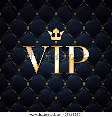 Vip Logo Wallpaper Vip Abstract Quilted