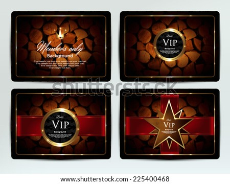 Vip pass collection