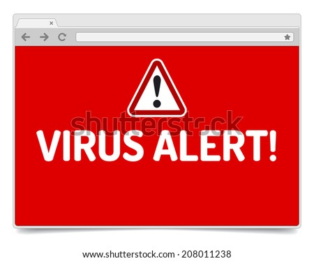 virus alert stock images royalty free images vectors. Black Bedroom Furniture Sets. Home Design Ideas