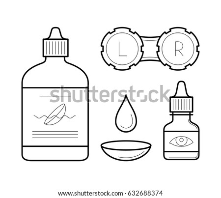 Contact Lens Stock Images Royalty Free Images Amp Vectors