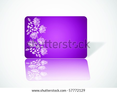 visiting-card decoratively abstraction banner design
