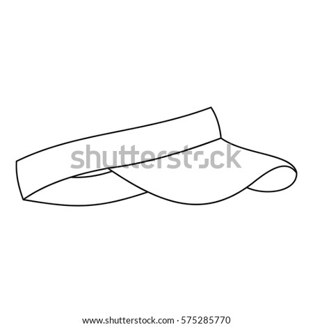 beach sun visor with Visor on Happy Stuff in addition C2D2219 further Free sun hat clipart likewise T4A3855PVJ also Visor.