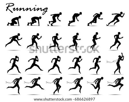 animation sequence stock images royalty free images