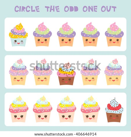 Odd One Out Stock Images Royalty Free Images Amp Vectors